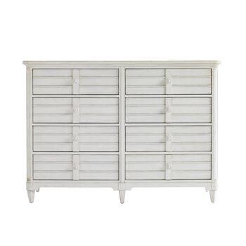 Stanley Cypress Grove Parchment Dresser
