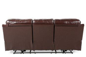 Ashley Transister Coffee Power Sofa
