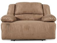 Ashley Hogan Mocha Oversized Recliner
