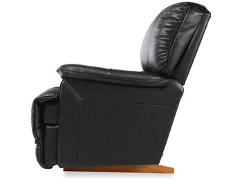 La-Z-Boy Niagara Black Leather Recliner