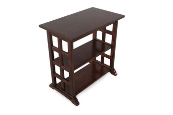 Ashley Brown Chairside Table