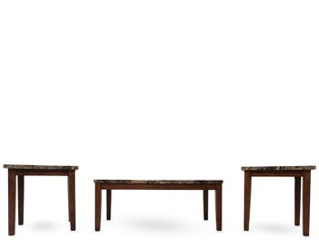 Ashley Theo Coffee Table Set