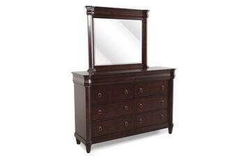 Broyhill Aryell Dresser and Mirror