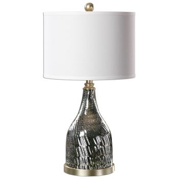 Uttermost Varesino Mercury Glass Lamp