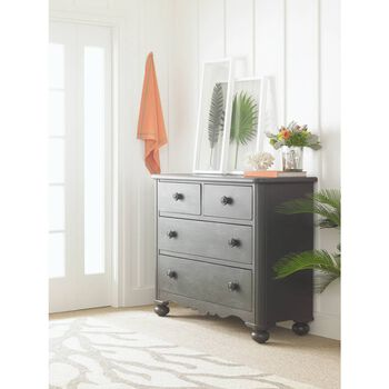 Stanley Coastal Living Retreat Gloucester Grey Seaside Chest