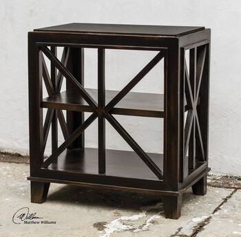 Uttermost Asadel End Table