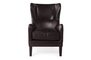 Rachlin Classics Gia Leather Chair