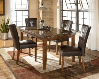 Ashley Lacey Five-Piece Dining Set