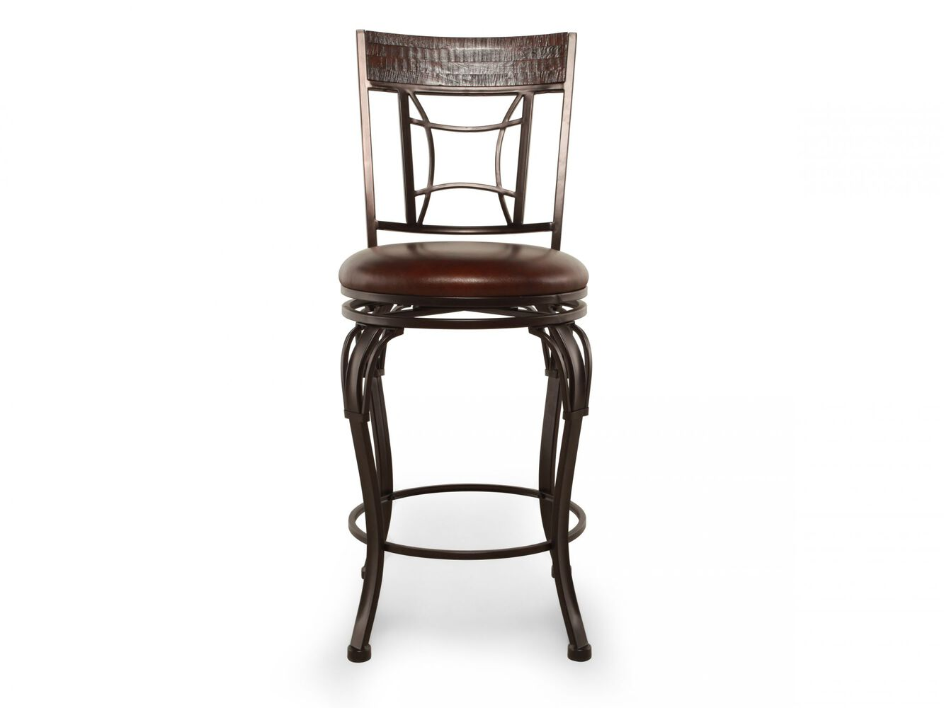 Hillsdale Granada Swivel Counter Stool Mathis Brothers