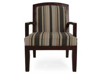 Ashley Yvette Steel Showood Accent Chair