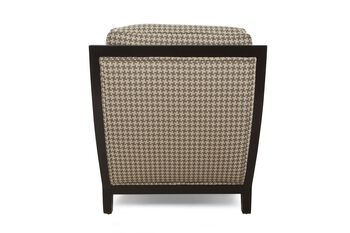 Jonathan Louis Fiora Clarice Wood Accent Chair