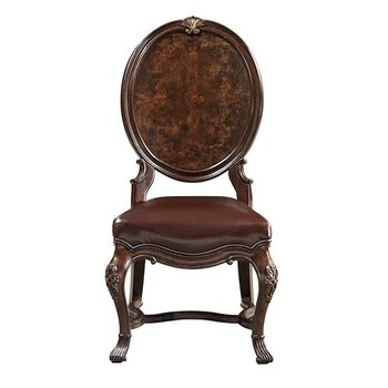 Stanley Casa D'Onore Sella Wood Side Chair