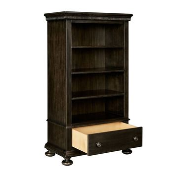 Stone & Leigh Smiling Hill Licorice Bookcase