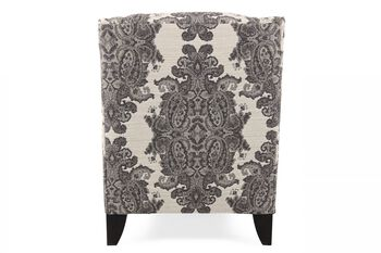 Michael Nicholas Rosewood Accent Chair