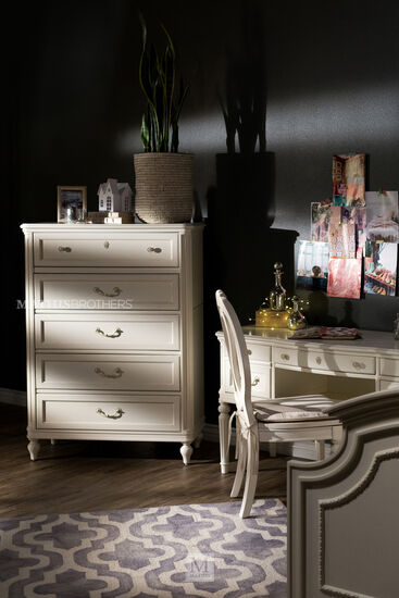 Universal SmartStuff Gabriella Vanity Desk