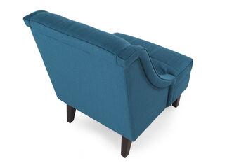 Ashley Clarinda Blue Accent Chair