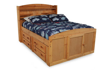 Trendwood Palomino Captain's Bed