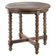 Uttermost Samuelle Wooden End Table