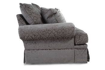 Broyhill Helena Pewter Loveseat