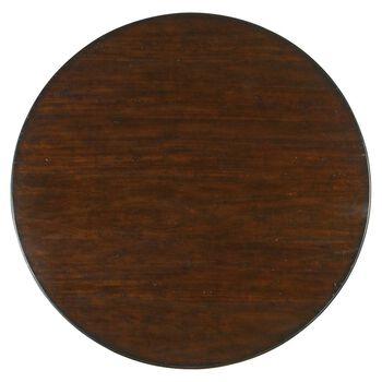 "Stanley Artisan Barrel 44"" Round Table Top"