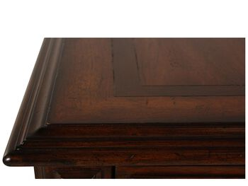 Stanley Costa Del Sol Illuminati Inlay End Table