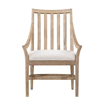 Stanley Coastal Living Resort Weathered Pier By The Bay Dining Chair