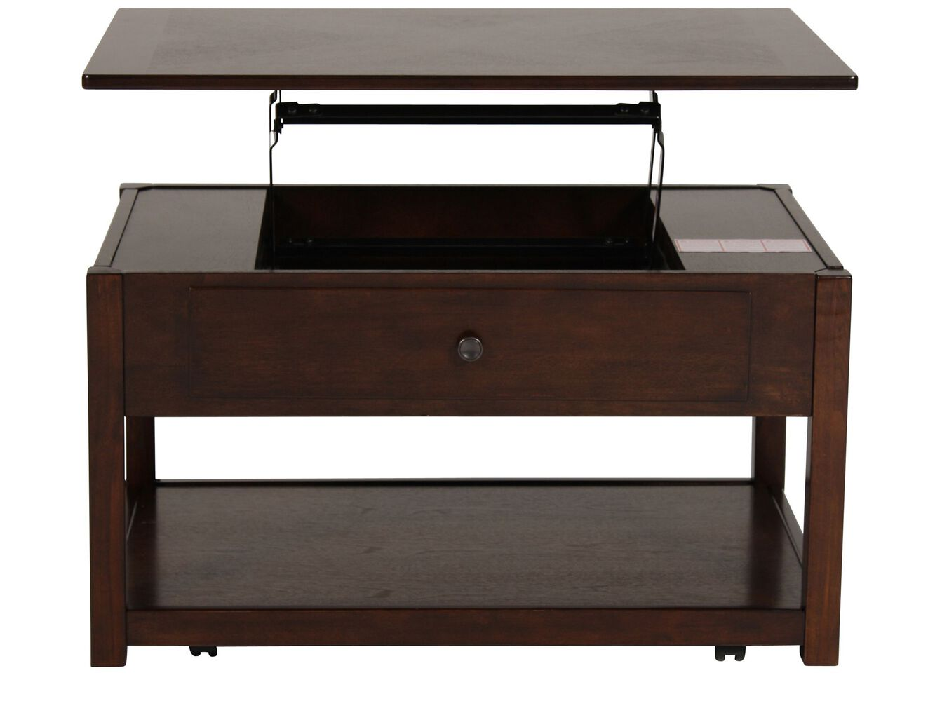 Ashley Marion Lift Top Cocktail Table Mathis Brothers Furniture