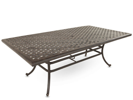 World Source Cimarron Rectangle Dining Table