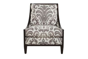 A.R.T. Furniture Morgan Charcoal Accent Chair