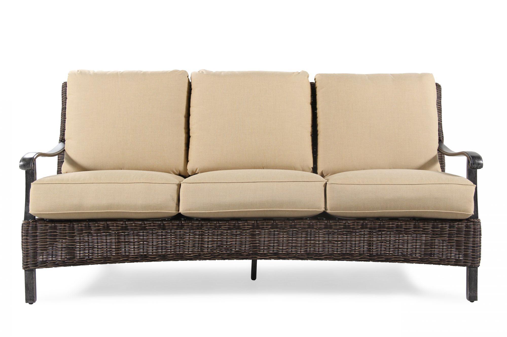 Agio Franklin Woven Sofa