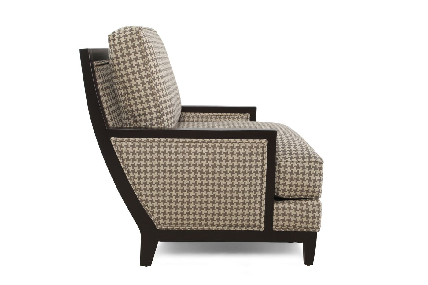 Jonathan Louis Fiora Clarice Wood Accent Chair Mathis Brothers Furniture