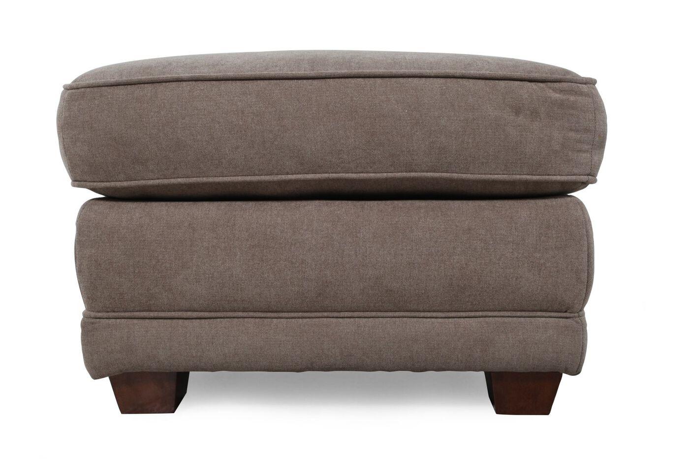 La-Z-Boy Kennedy Cashmere Ottoman   Mathis Brothers Furniture