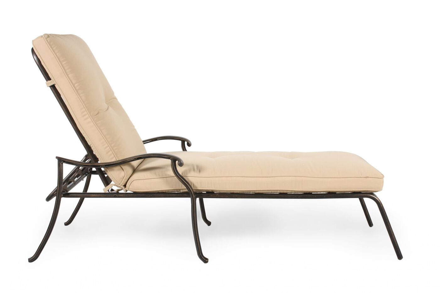 Agio Heritage Select Patio Chaise Lounge : Mathis Brothers Furniture