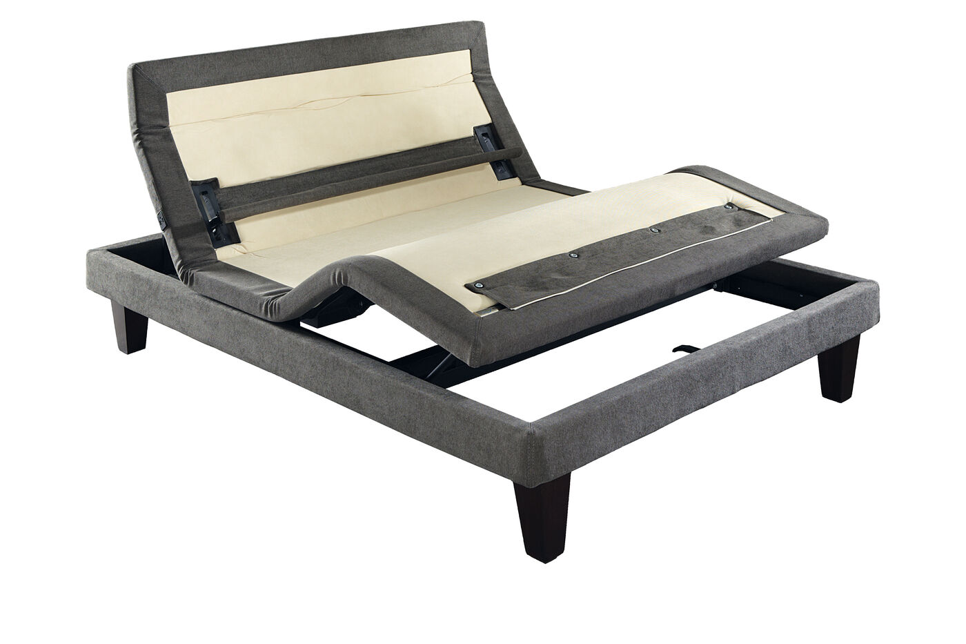 Adjustable Bed Base Full : Serta icomfort motion custom adjustable base mathis