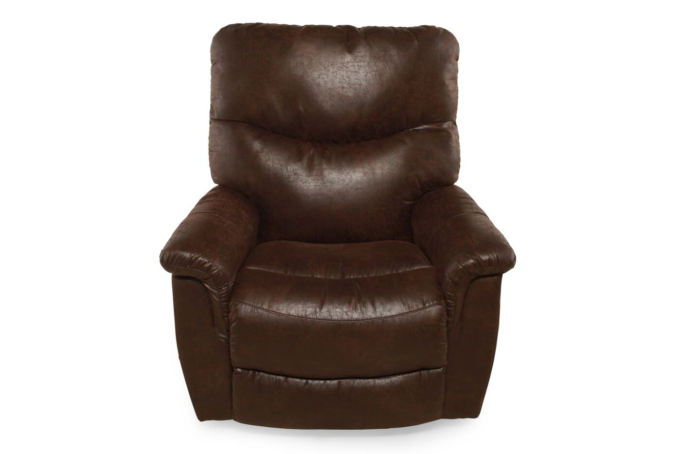 La-Z-Boy James Sable Recliner | Mathis Brothers Furniture