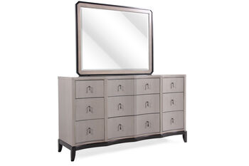 Legacy Symphony Dresser and Mirror