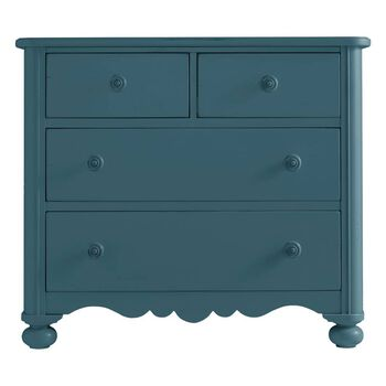 Stanley Coastal Living Retreat English Blue Seaside Chest