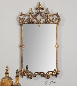 Uttermost Mirandela Gold Mirror
