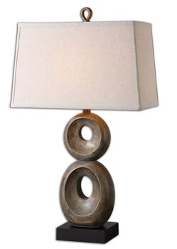 Uttermost Osseo Aged Table Lamp