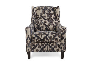 Ashley Owensbe Smoke Accent Chair Mathis Brothers Furniture