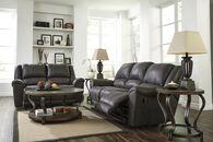 Ashley Niarobi Alloy Reclining Sofa