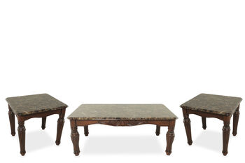 Ashley North Shore Three Pack of Tables