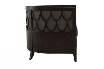 A.R.T. Furniture Morgan Charcoal Barrel Chair