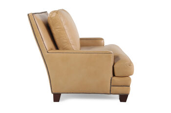 Henredon Leather Chair