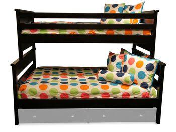 Trendwood Laguna Twin Over Full Bunk Bed Mathis Brothers