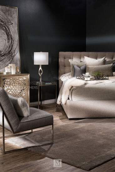 Jonathan Louis Abby Bed Mathis Brothers Furniture