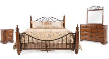 Ashley Wyatt King Bedroom Suite