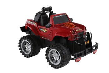 Friction Monster Truck