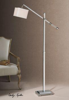 Uttermost Waldron Modern Floor Lamp