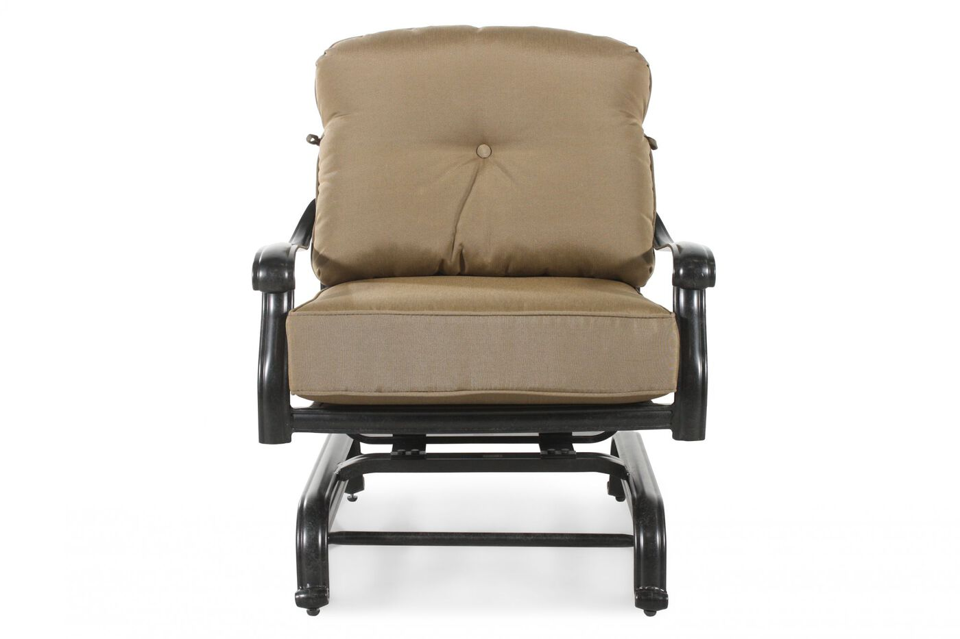 World Source St. Louis Club Motion Chair with Cushion - World Source St. Louis Club Motion Chair With Cushion Mathis